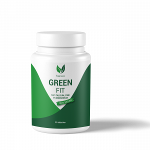 Green Fit – Calcium, Magnesium & Zink