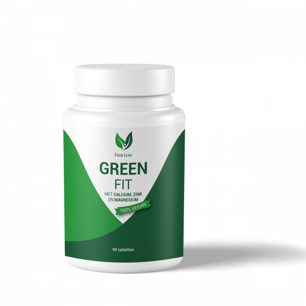 Green Fit - Calcium, Magnesium en Zink