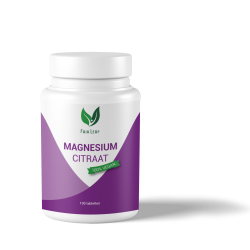 Vegan Magnesium Citraat