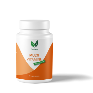 vegan multivitamine