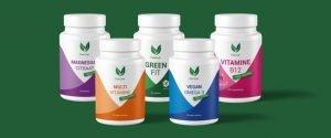 Vegan Vitamines